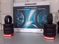 Bridgestone Revo GZ - ожидаемая новинка зимнего сезона 2010-2011г от компании Bridgestone.