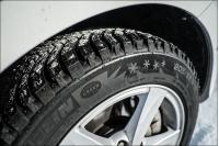 Обзор не самой новой новинки - зимних шипованных шин Michelin X-ice Nord 3 (XIN3)