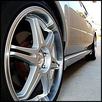 Автомобильные колесные диски: кованые, алюминиевые литые, стальные штампованные, комбинированные и композитные.