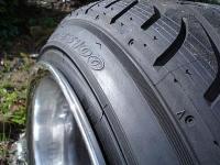 Соответствие автомобильных шин и дисков по ширине.