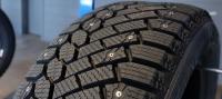 Gislaved Nord Frost 200! Новая зимняя шипованая шина от Continental Group.